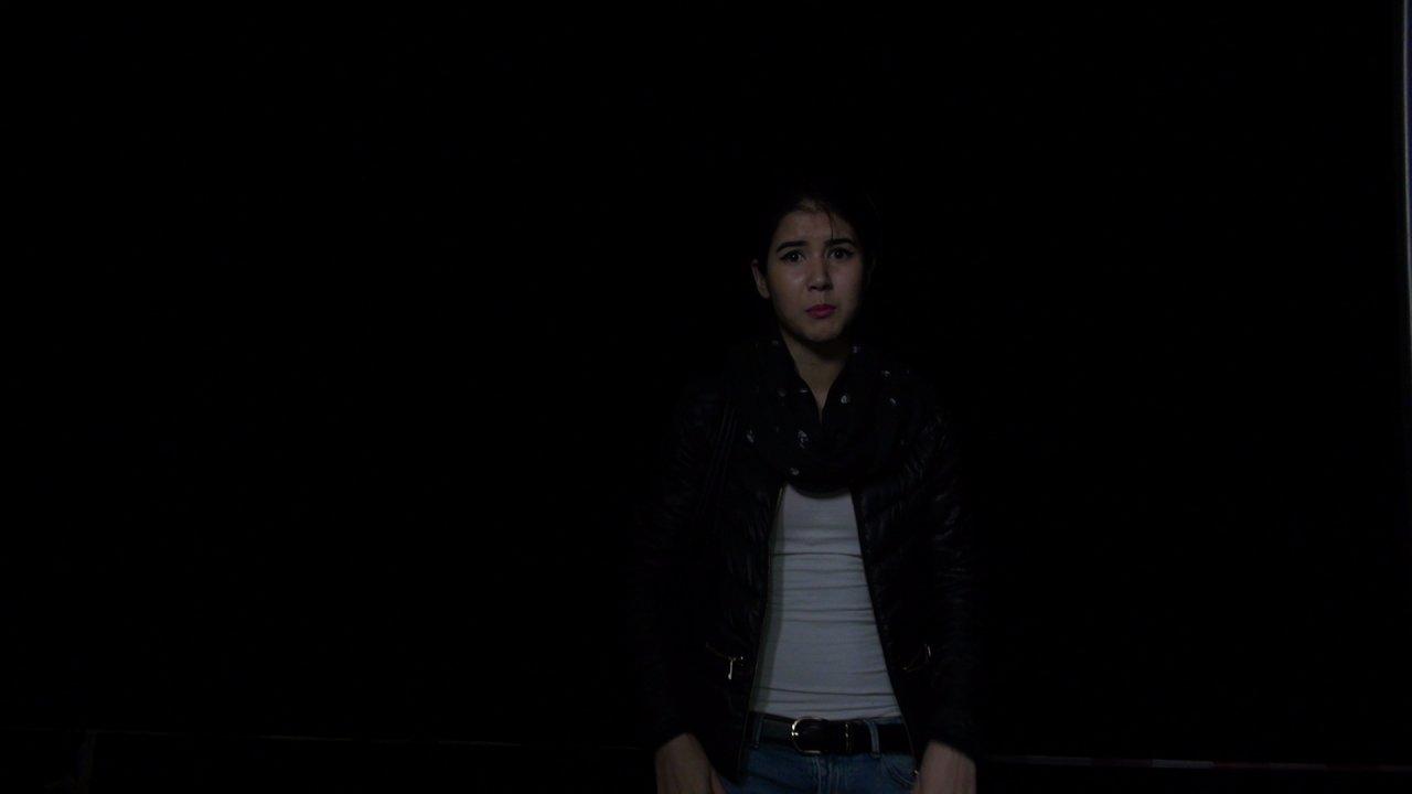 Teenage Hitchhiker