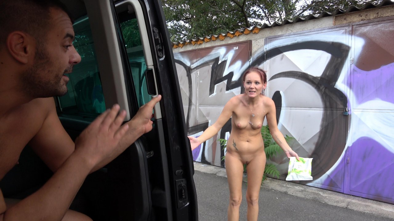 TakeVan – hitchhiker's guide through fuck
