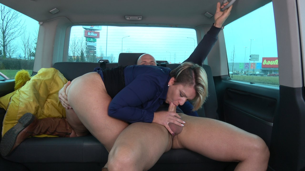Horny dom meets Takevan