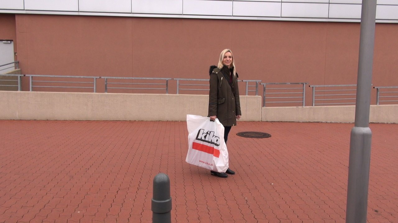 The Millionth Shopper